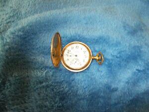 antique waltham pocket watch working