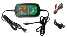 Battery Tender 4 AMP Selectable Charger 022-0209-DL-WH 12V 6V Lead Acid/ Lithium