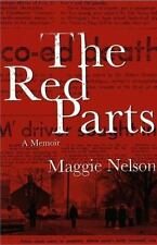 Maggie Nelson~THE RED PARTS~SIGNED 1ST/DJ