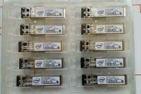 10PCS Intel FTLX8571D3BCV-IT E10GSFPSR E65689-001 Ethernet SFP SR for X520-DA2