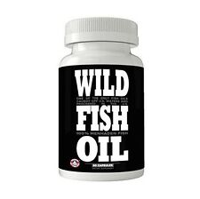 HIGH POTENCY Omega 3 Fish Oil Pills DHA EPA DPA (60 CAPSULES 1000mg) FAST SHIP!