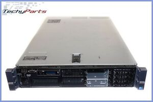 DELL PowerEdge R710 2x E5620 2.4GHz 48GB PERC 6/i 256MB iDRAC6 Ent 2x PS Server