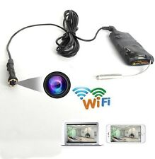 NEW WIFI IP 720P HD Built-in battery night vision IR spy camera mini camera DVR