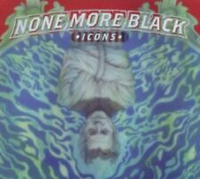 None More Black - Icons [CD]