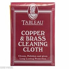 Tableau Copper Brass Cleaning Cloth