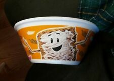 Kellogg's 3pc Cereal Bowls Sun Snap Crackle Pop Advertising