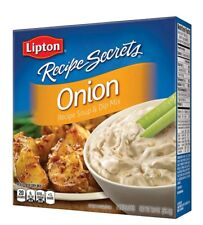 6 PACK Lipton Recipe Secrets Onion Soup Mix & Dip Mix