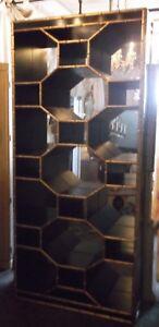 Henredon Celerie Kemble  'Ravenel' Bookcase/Etagere
