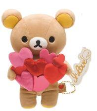 Rilakkuma Plush Heart Hug plush limited doll SAN-X Japan import cute kawaii
