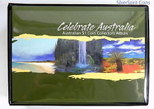 2012 CELEBRATE AUSTRALIA FIVE COIN Complete Set in Booklet