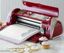 Cricut Cake Full Size Electronic Cutting Machine CCA001 Decorate  w/ AC Adapter