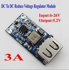 DC-DC Reduce Regulator Voltage Module Input 6-26V Output 5.2V/3A Car Charge