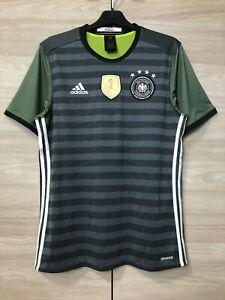 Germany Deutschland 2015-16 Away Reversible Jersey Shirt You'll Never Walk Alone