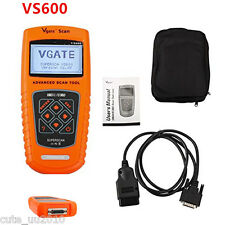 VS600 Professional SUPER Diagnostic Scan Tool CAN OBDII OBD2 Code Scanner Reader