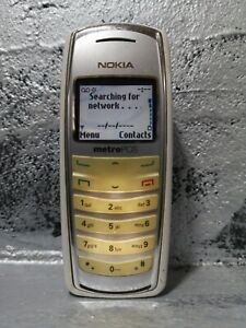 Nokia 2125i - White (MetroPCS) Cellular Phone