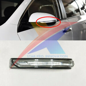 🔥 For Kia Niro 2017-2021 Left Side LED Rearview Mirror Signal light Replace