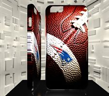 Coque rigide pour iPhone 6 6S New England Patriots NFL Team 03