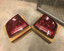 2006 2007 2008 Dodge Charger Tail Lights Brake Lamps Replacement Pair Left+Right