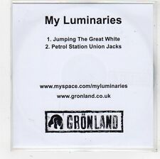 (FS855) My Luminaries, Jumping The Great White - 2006 DJ CD