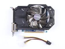 Original GIGABYTE NVIDIA GeForce GTX750 1GB DDR5 128bit Gaming Graphics Card