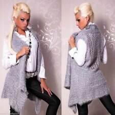 Ärmellose Damen-Pullover & -Strickware aus Wolle Normalgröße