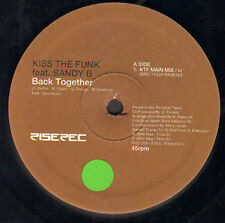 KTF (Kiss The Funk) - Back Together, Feat. Sandy B - 2004 Rise - RISE 259
