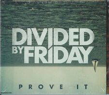 DIVIDED BY FRIDAY - Prove It - Christian Music CCM Pop Rock CD