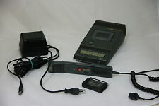 Grundig Dt 2500 Diktiergerät, gebraucht, generalüberholt inkl. Mikrofon GDM 754