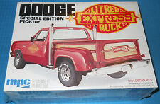 Dodge Lil Red Express Truck-MPC 1-0427-Mt Clemens, MI USA 1979-Factory Sealed