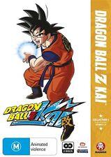 Dragon Ball Z Kai : Collection 1 (DVD, 2010, 2-Disc Set) Mint Condition