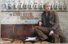 Kenny Wayne Sheperd Band - HOW I GO Promo Poster [2011] - VG++