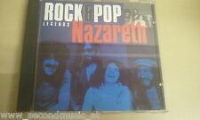 CD--NAZARETH--ROCK & POP LEGENDS--ALBUM