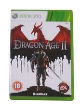 Dragon AGE II XBOX 360 NUOVO E SIGILLATO DRAGON AGE 2 (MICROSOFT XBOX 360, 2011)