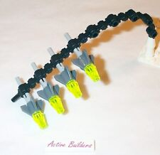 Lego Ammo Belt Weapon 4529 9449 Robot Gun Ninjago Bionicle Hero Factory Iron Man