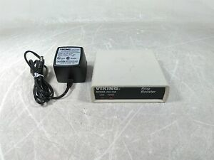 Viking RG-10A Telephone Ring Booster Includes Power Supply