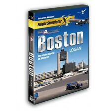 Mega Airport Boston Logan X (FSX+FS2004)