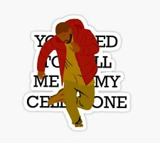 Drake Hotline Bling Drizzy Sticker decal car laptop cute used to call me