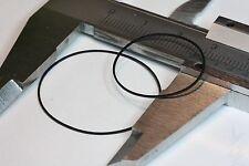 1 set of 2 belts for Panasonic RQ-SX50 RQ-SX52 RQ-SX53 RQ-SX55 RQ-SX55V Walkmans