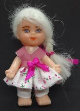 Handmade doll (see description). Single copy. Free shipping