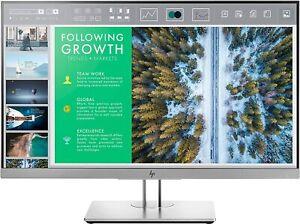"HP EliteDisplay E243 23.8"" Widescreen IPS LED Monitor - Black"