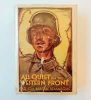 1929 US First Edition ALL QUIET ON THE WESTERN FRONT Remarque