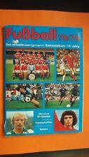 Bergmann Sammel-Album Fußball 78/79 * komplett * mit Autogramme BVB MSV Unikat