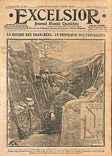Périscope des Fantassins Guerre des Tranchée Poilus Armée Française WWI 1914