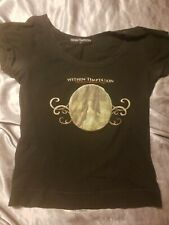 Within Temptation Heart Of Everything Tour Shirt Ladies Babydoll Small Symphonic
