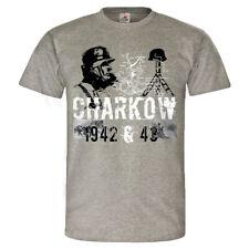 Kharkov 42-43 Ucrania Caldera Conmemorar Infantería Division Camiseta #25882