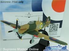 HAWKER HURRICANE MODEL AIRPLANE AIRCRAFT 1:72 SIZE 1941 BATTLE BRITAIN MK HB T3