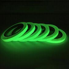 Glow In The Dark Luminous Fluorescent Night Craft Decor Safety Sticker Tape Sign
