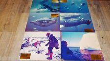 VOYAGE AU BOUT DU MONDE ! Jacques-Yves Cousteau jeu photos cinema luxe 1975