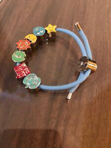 Childrens Charm Bracelet (blue)