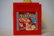 Pokemon Red version game boy color gbc (NEW BATTERY), English version 3171